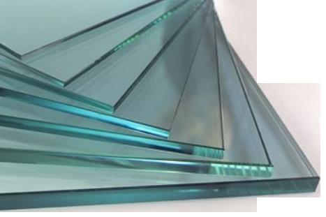 verschillende soorten glaswerk die wij gebruiken tijdens onze werkzaamheden